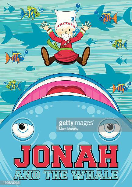 biblical character jonah The weaknesses, the secrete of character, as well as the possibilities of a man are discovered in life's crises jonah's great mission to nineveh has revealed him to us and who can tell how.
