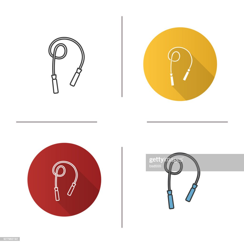 jump rope icon vector id927983192?s=170667a&w=1007 jump rope icon vector art thinkstock