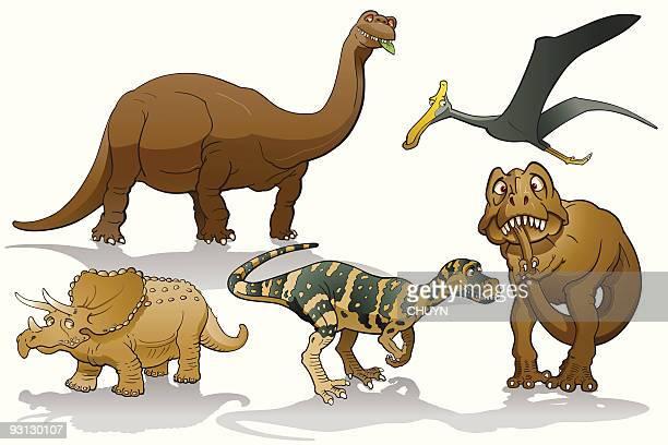 Illustrazioni e cartoni animati stock di paleontologia
