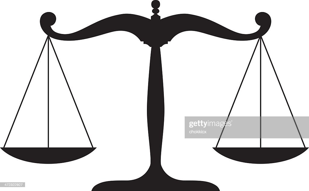 Scales And Gavel As Symbols Of The Law Lawyers And The Legal ...