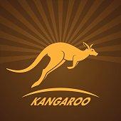 Kangaroo element in vector