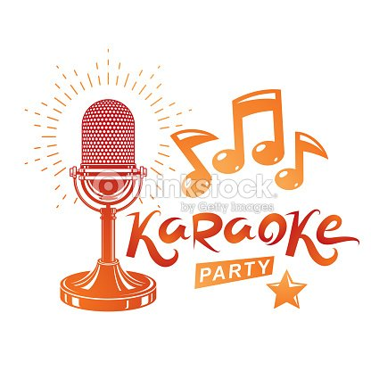 Karaoke party invitation poster live music vector concert karaoke party invitation poster live music vector concert advertising leaflet composed using stage or recorder stopboris Choice Image