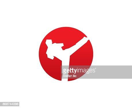 Karate Icon Vector Art Thinkstock