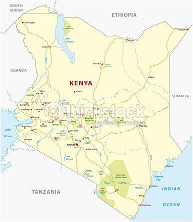 Kenya Road Map stock vector - Thinkstock on kenya counties list, kenya thematic map, kenya animals, kenya flag, kenya points of interest, limuru kenya map, kenya route map, kenya vegetation map, kenya tourist map, kenya africa map, kenya topographical map, kenya police map, kenya travel map, kenya map regions, kenya equator, kenya map detailed, kenya coast map, kenya country map, kenya town map,