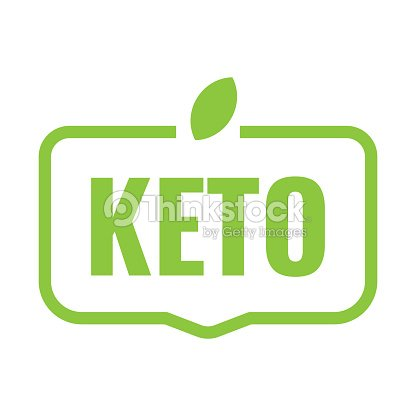 Keto. Vector illustration on white background. : stock vector