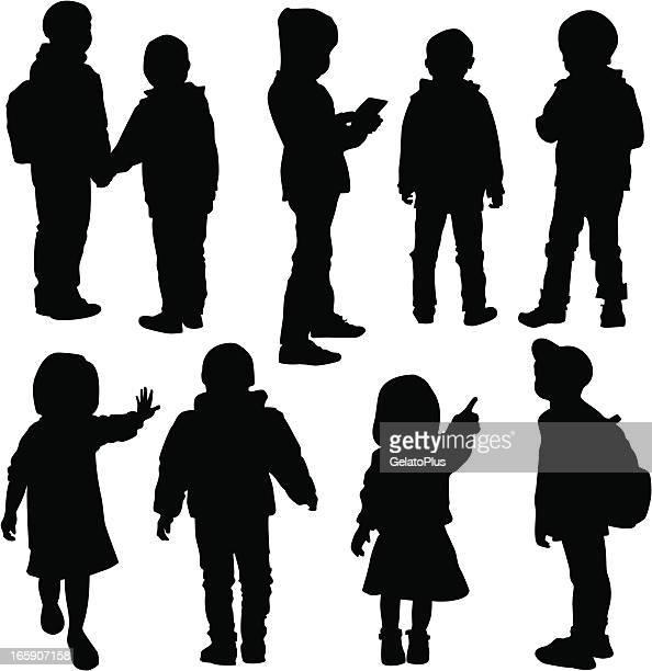Bambini collezione Silhouette