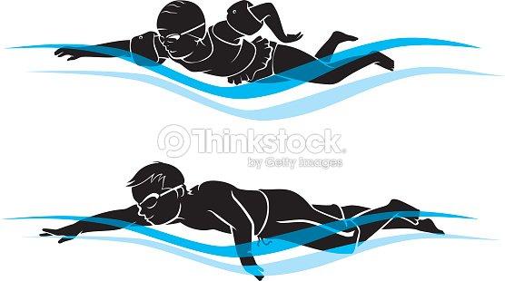 La piscine pour enfants clipart vectoriel thinkstock - Clipart piscine ...