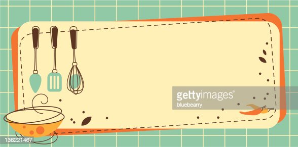 Kitchen Frame Vector Art | Getty Images