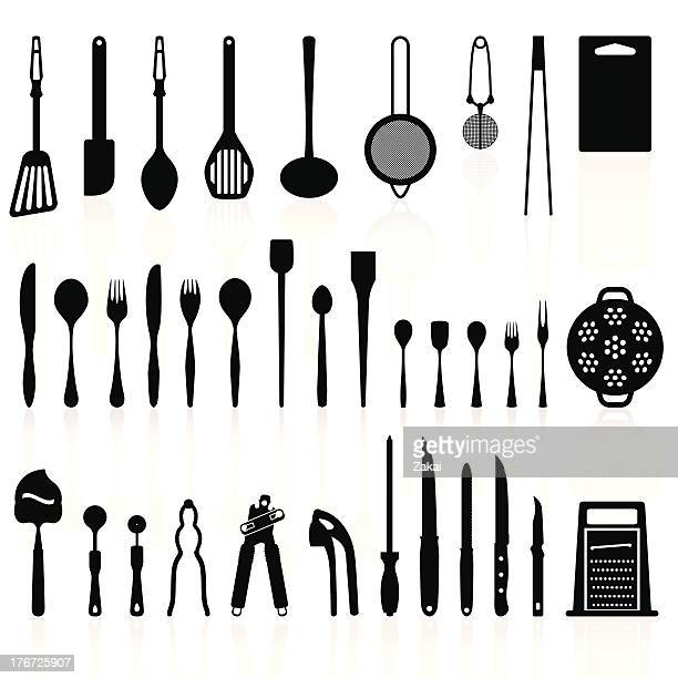 utensil stock illustrations and cartoons getty images