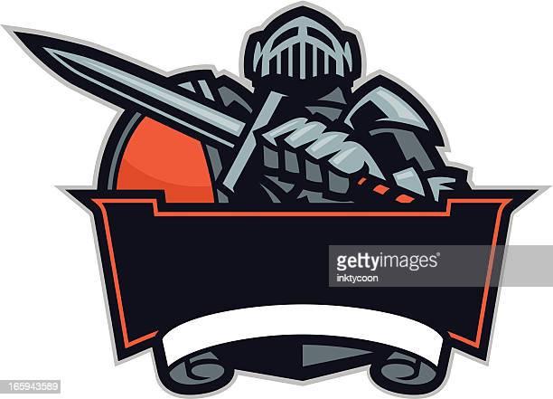 Knight Mascot Design