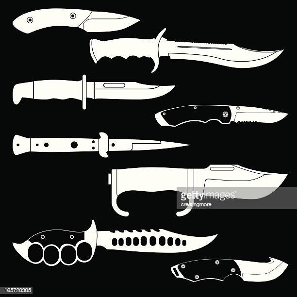 Knives - Weapons