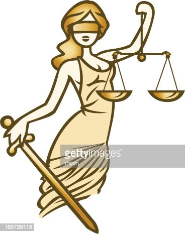 lady justice vector art and graphics getty images