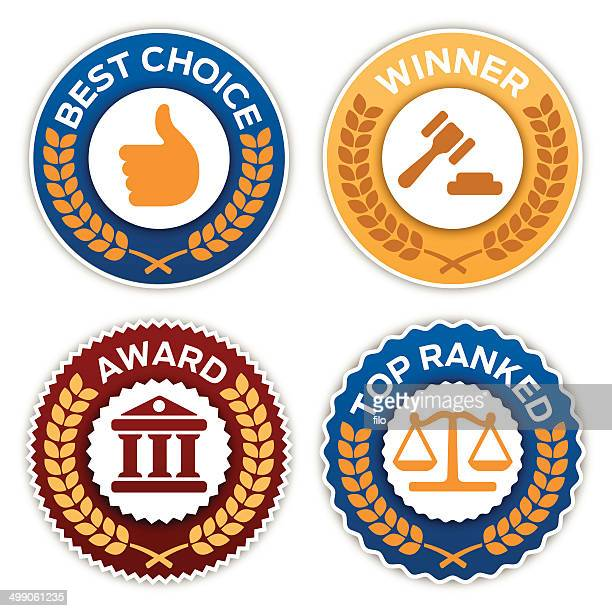 Law Firm Badges