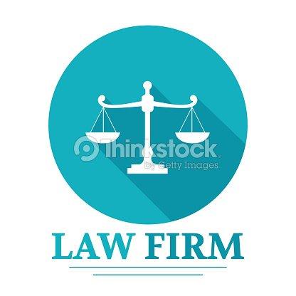 Law Firm Logo Vector Art | Thinkstock