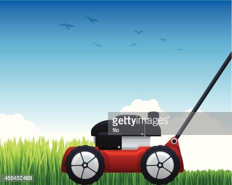 lawn care vector - photo #29