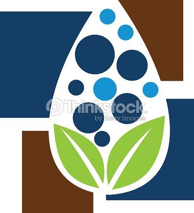 Leaf Water Landscape