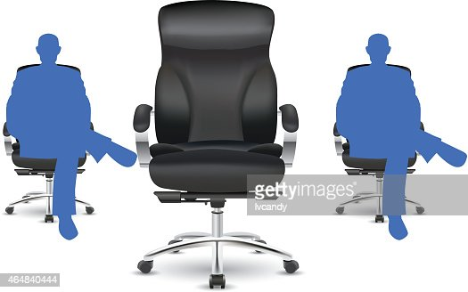 Office Chair Stock Illustrations and Cartoons | Getty Images