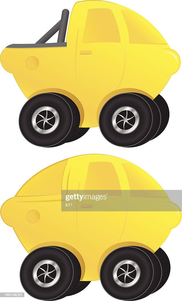 Lemon Car And Truck Vector Art Getty Images