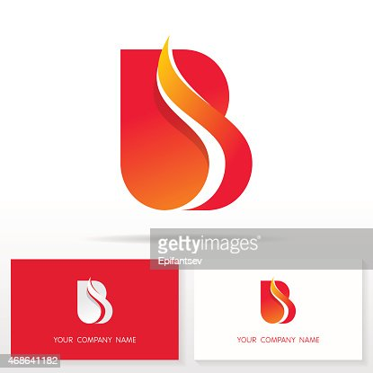 Letter B Template | Letter B Logo Icon Design Template Elements Illustration Vector Art