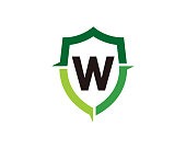 Letter W Template Design Vector, Emblem, Design Concept, Creative Symbol, Icon