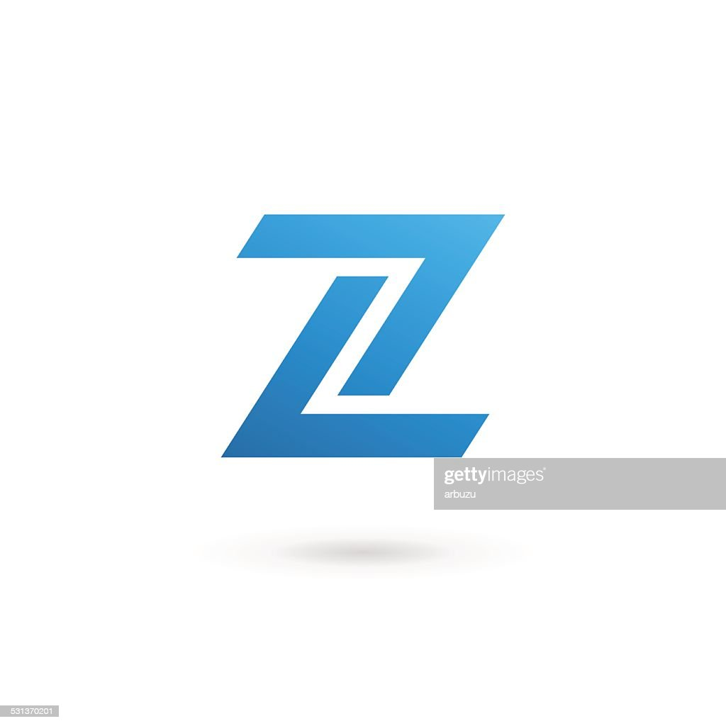 Letter Z Emblem Icon Design Template Elements : Vector Art
