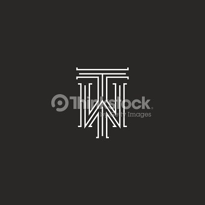 Tw letters logo medieval monogram black and white combination tw letters logo medieval monogram black and white combination intersection initials wt for wedding invitation emblem stopboris