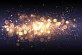 Light gold effect background in vector