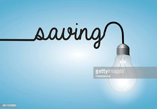 Lightbulb word saving