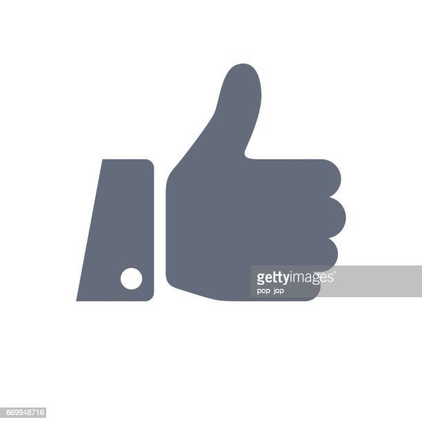 Like Thumbs Up Icon
