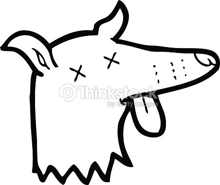 pin dead dog cartoon - photo #49