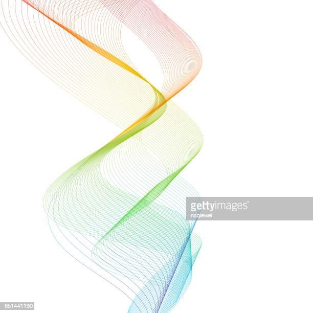line pattern technology background