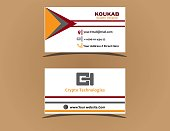 Lines Business Card