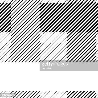 Lignes Rayures Modele Fond Papier Peint Texture Demiton Noir Blanc