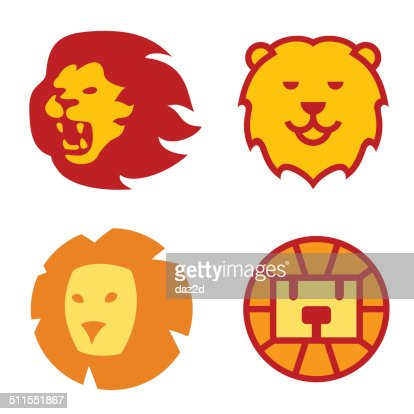 Lion Symbols Vector Art | Getty Images