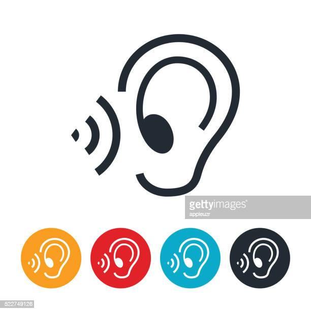 Listening Ear Icon