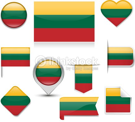 media gettyimages com/vectors/lithuania-flag-colle