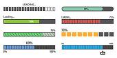 loading bar for web, preload and progress load bar
