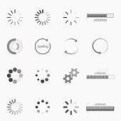 loading icons