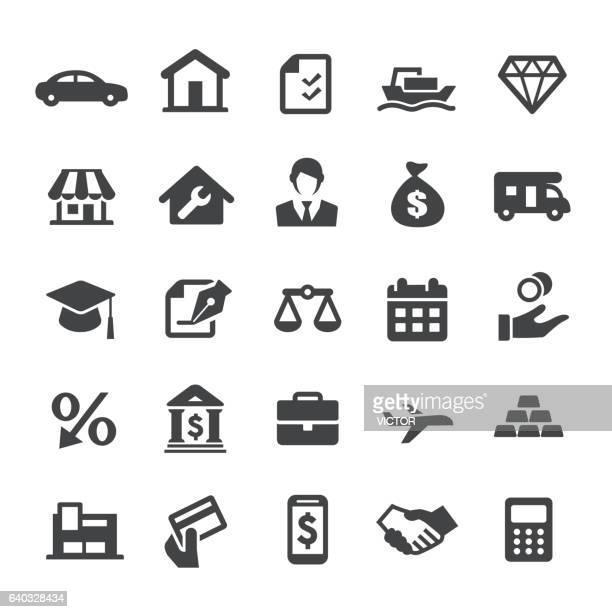 Loan Icons - Smart Series
