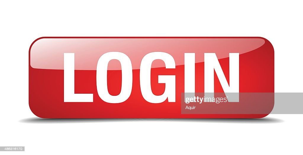 login red square 3d realistic isolated web button vector art rh thinkstockphotos com RedVector OSHA RedVector Courses Online