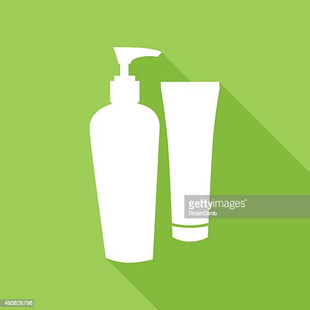Lotion Bottles Icon