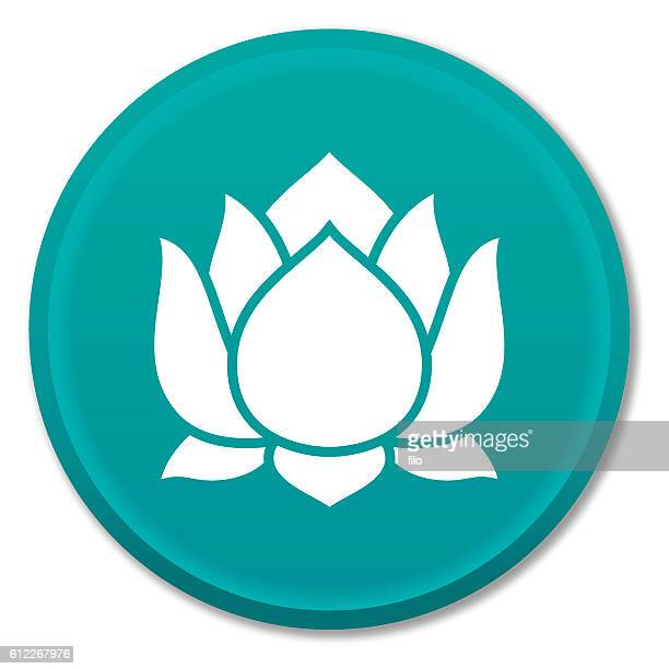 Lotus Blossom Wellbeing Symbol