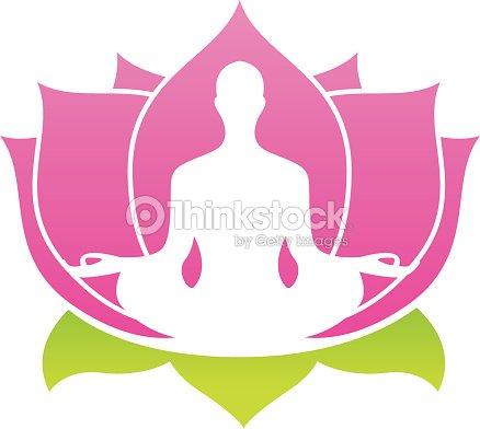 Lotus flower abstract vector logo yoga asana illustration vector art lotus flower abstract vector logo yoga asana illustration vector art mightylinksfo