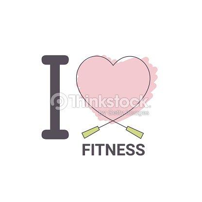 I love fitness.
