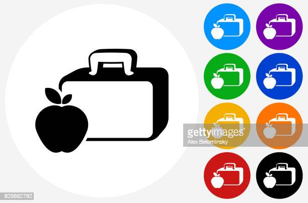 Lunch Box Vector Art and Graphics | Getty Images