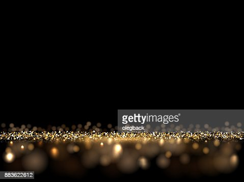Luxury golden glittering dark background. Vector VIP background for posters, banners or cards. : stock vector