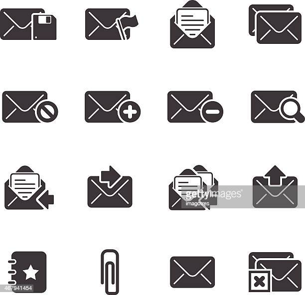 Mail and Communication - Simple Icons