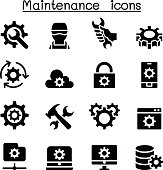 Maintenance & Repair icons
