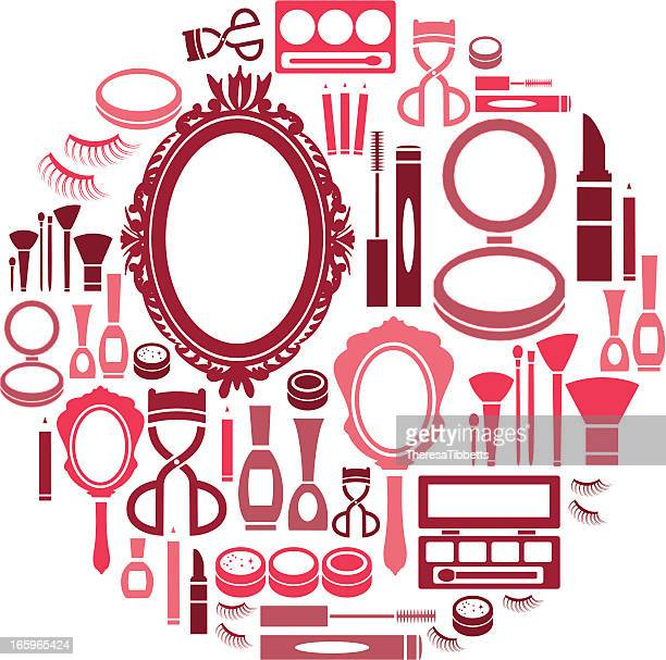 Make-Up-Icon-Set