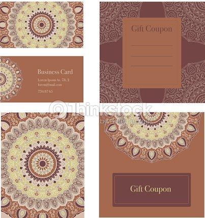 Cartes De Visite Invitation Coupon Vente Cadeaux